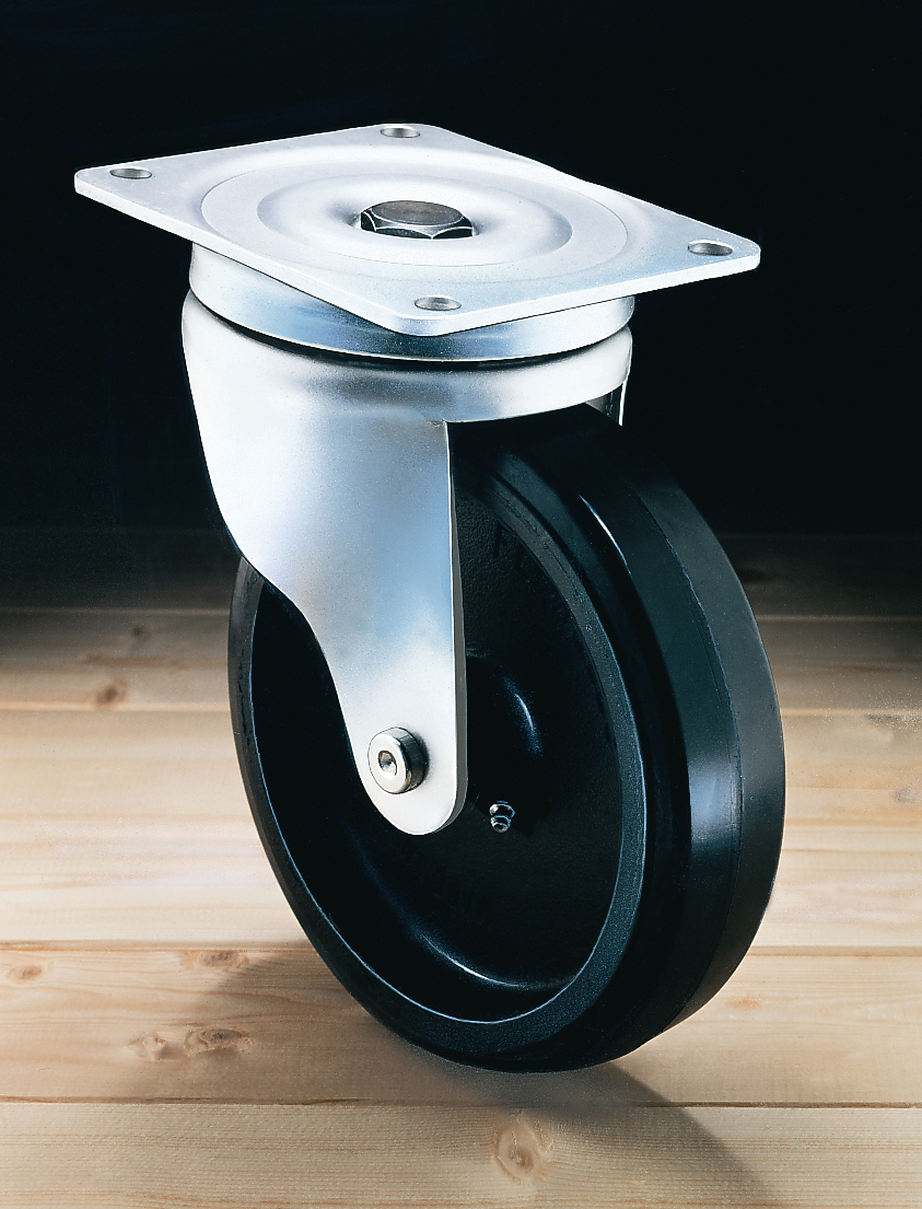 55 Series swivel caster